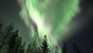 Northern Lights safari in Rovaniemi, Lapland by Christmas House Safaris